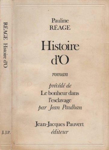 9782720200182: Histoire d'O