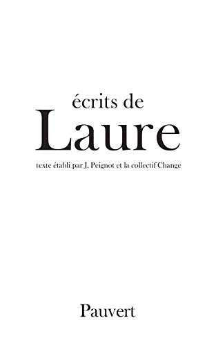 9782720200786: Ecrits: Fragments inédits (French Edition)