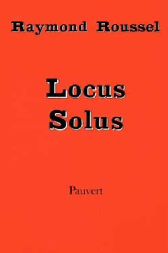9782720201851: Oeuvres complètes Tome 4 : Locus solus