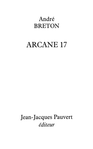 9782720202100: Arcane 17