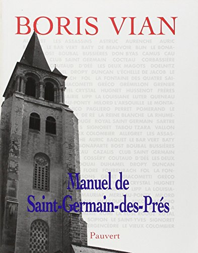 9782720213694: Manuel de Saint-Germain-des-Prés (French Edition)