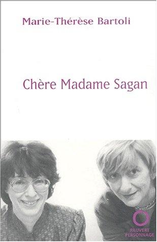 9782720214691: Ch�re Madame Sagan