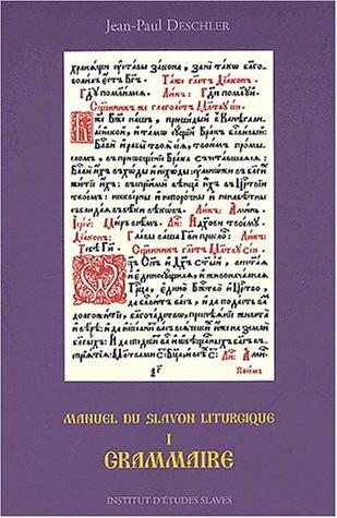 9782720403644: Manuel de slavon lithurgique