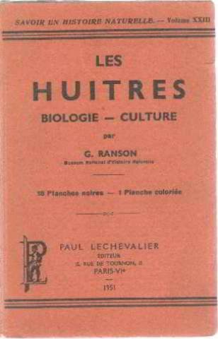 9782720503610: Les huîtres : Biologie - Culture