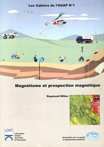 9782720833021: Magnétisme et prospection magnétique