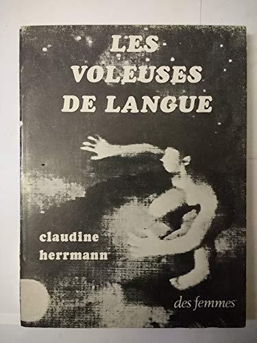 9782721000590: Les Voleuses de langue (French Edition)