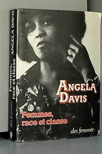 Femmes, race et classe (2721002570) by Angela Davis