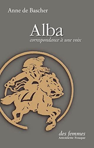 Alba (French Edition): Anne de Bascher