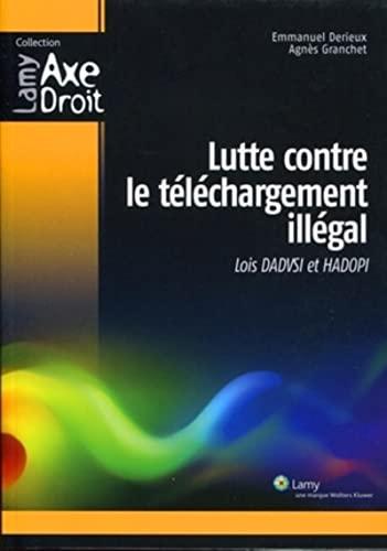 lutte contre le téléchargement illegal: Derieux