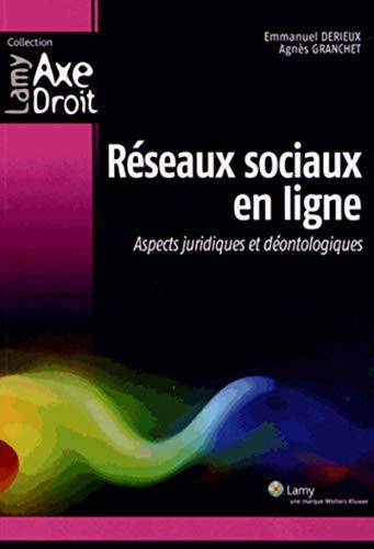 les reseaux sociaux sur internet: Emmanuel Derieux
