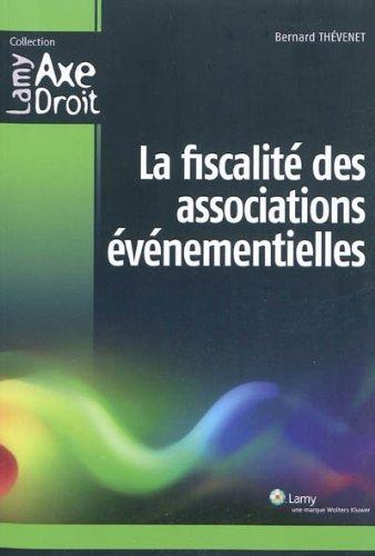 9782721214478: Fiscalité des associations événementielles