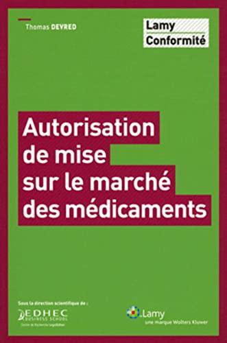 9782721214614: Autorisation de mise sur le marché des médicaments