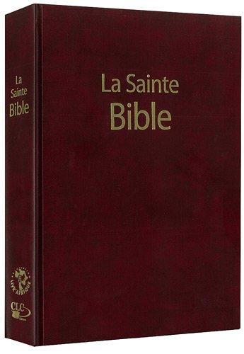 9782722201446: La sainte Bible