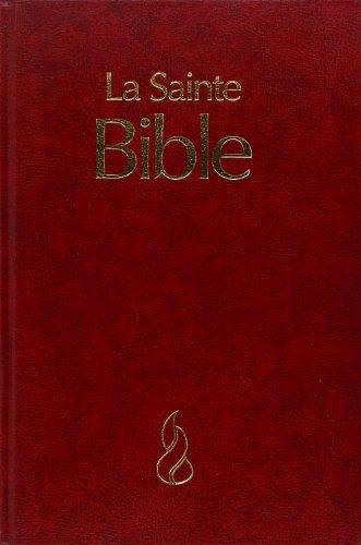9782722201705: La Sainte Bible : Nouvelle édition de Genève 1979, relié rigide, grenat