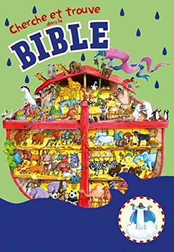 9782722202023: Cherche et trouve dans la Bible
