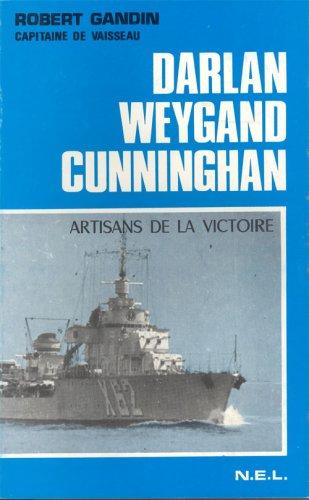 9782723300117: Darlan ,Cunningham,Weygand