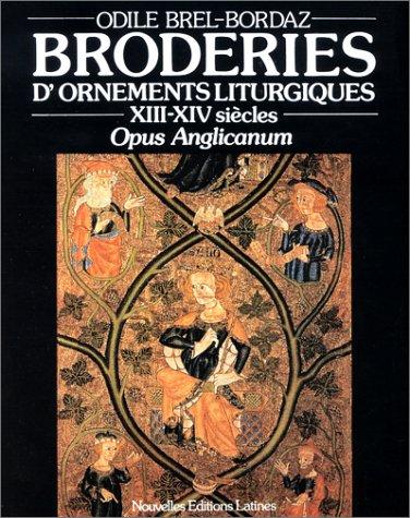 9782723301787: Broderies d'ornements liturgiques