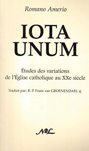 Iota Unum: Amerio Romano