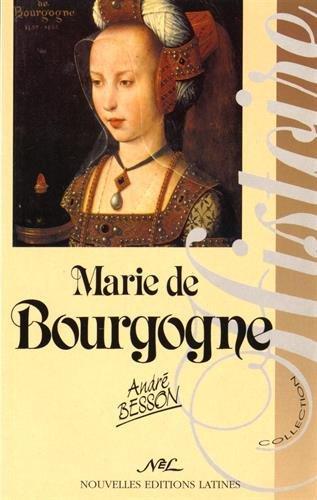 9782723304801: marie de bourgogne