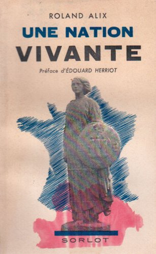 9782723306560: Une Nation Vivante