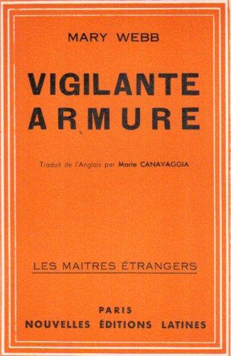 9782723307192: vigilante armure