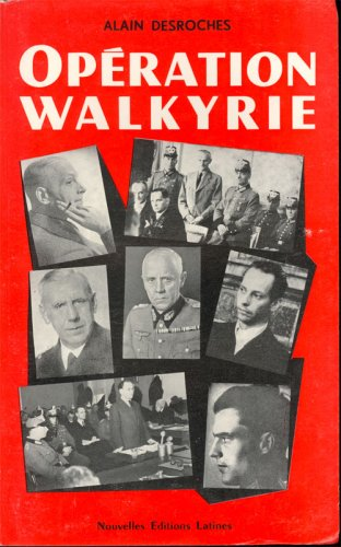 9782723314312: Operation Walkyrie
