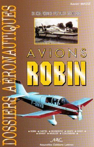 9782723320238: Avions robin (French Edition)