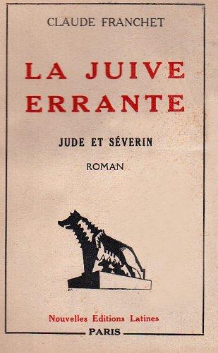 9782723396615: La Juive Errante (French Edition)