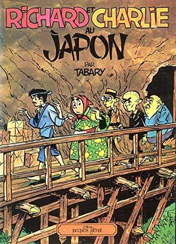 9782723400503: RICHARD ET CHARLIE AU JAPON