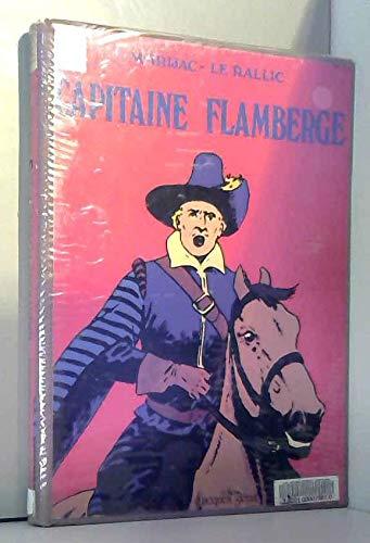 9782723401197: Capitaine Flamberge (Grands classiques de la B.D.)