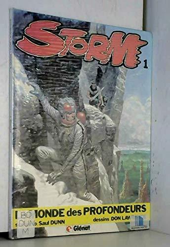 9782723401487: Storm, tome 1 : Le monde des profondeurs