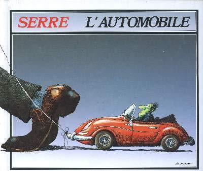 L'automobile (French Edition): Claude Serre