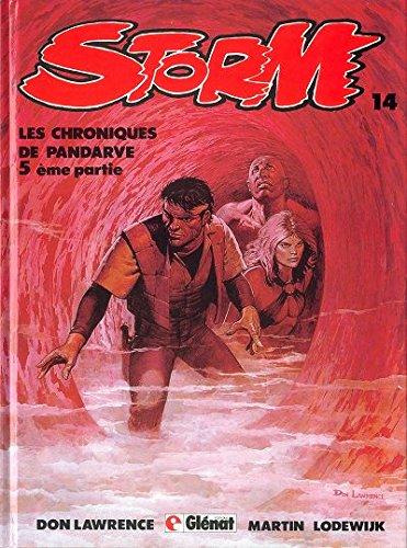9782723409476: Storm, tome 14 : Les chroniques de pandarve 5