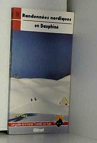 9782723409780: Randonnées nordiques en dauphine