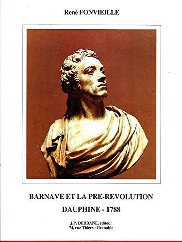9782723410038: Barnave et la R�volution, 1789-1793