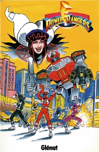9782723418447: Power Rangers