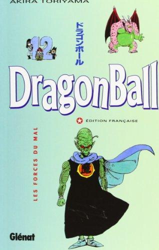 9782723418553: Dragon Ball, Tome 12 : Les forces du mal (Manga)