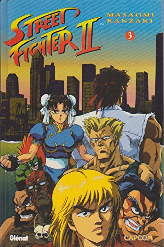 9782723419123: Street Fighter II Vol.3
