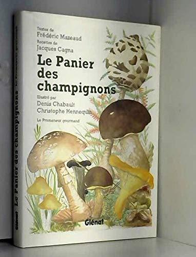 9782723419949: LE PANIER DES CHAMPIGNONS