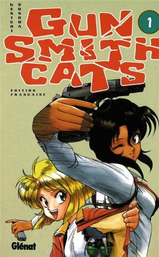 9782723421690: Gun Smith Cats, tome 1