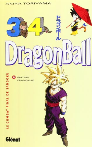 DRAGON BALL T.34 ; LE COMBAT FINAL DE SANGOKU