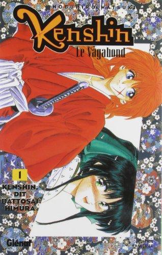 9782723425810: Kenshin le vagabond, Tome 1 : (Manga Poche)