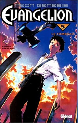 9782723427937: Neon Genesis Evangelion Tome 5 : Le tombeau (Manga)