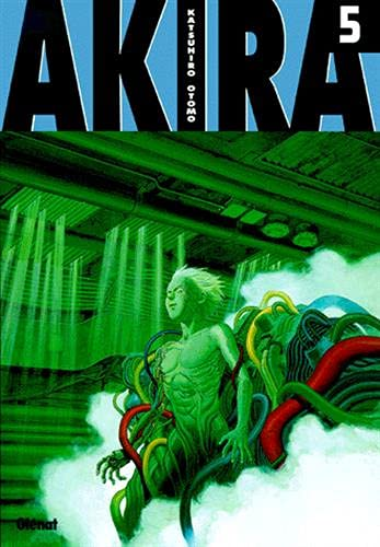 9782723428255: Akira, tome 5 : Désespoir, réédition en noir et blanc