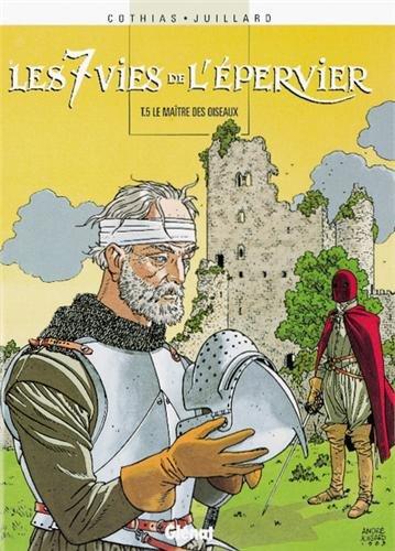 9782723428446: Les Sept Vies de l'épervier, tome 5 : Le Maître des oiseaux