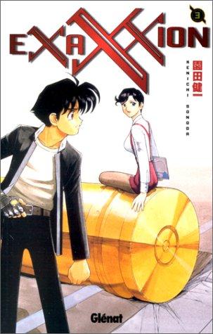 EXAXXION T03: SONODA KENICHI