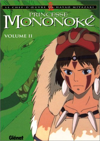 9782723431811: Princesse Mononoké, tome 2 (Princesse Mononoké, volume II)