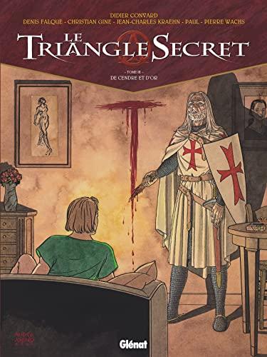 9782723433228: Le Triangle secret, tome 3 : De cendre et d'or