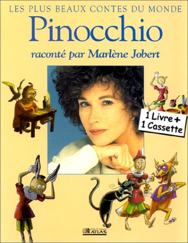 9782723433525: Pinocchio, livre-cassette