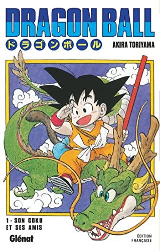9782723434621: Dragon ball (sens de lecture japonais) - tome 01 (Shônen)